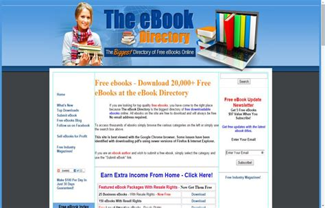 Top 5 Websites To Download Free Ebooks Online