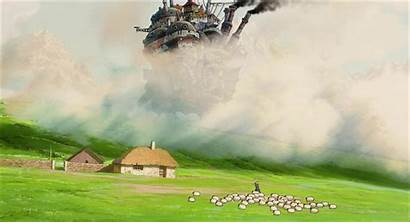 Howl Moving Castle Howls Wallpapers Background Pc