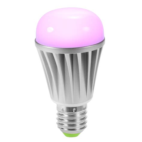 bluetooth light bulb magic hue e27 bluetooth led bulb light dimmable rgb color