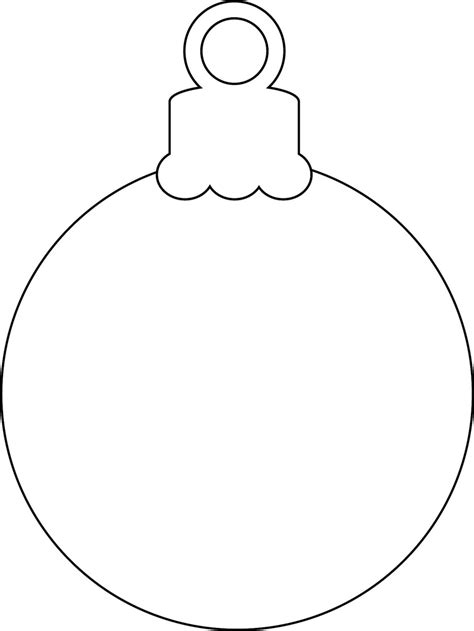 christmas ornament add your own colours feel free to