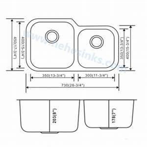 Double Bowl Kitchen Sink Plumbing Diagram