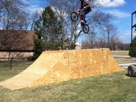 sick homemade box jump general bmx talk bmx forums message boards vital bmx