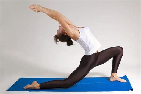 5 Ejercicios De Yoga Para Adelgazar Y Tonificar Imujer