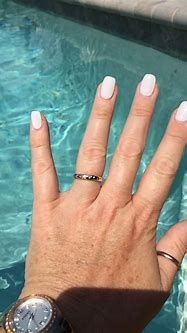 Rings by the water