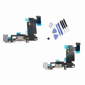 Iphone 6s Plus Usb Dock Charger Port Mic Flex Cable