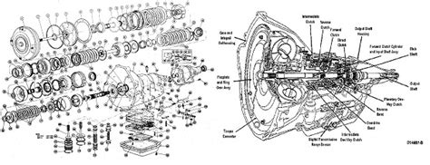 Ford Transmission Diagram Wiring Images