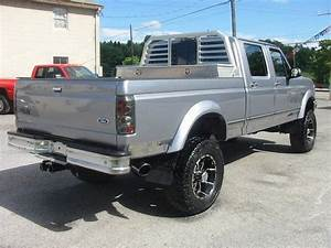 Sell Used 97 Ford F250hd Xlt Crew Cab 4wd 7 3 Powerstroke