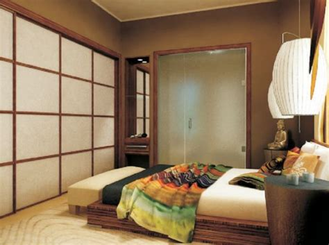 five east asian inspired bedroom ideas
