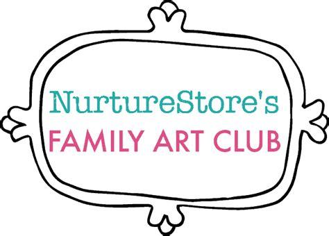 Join Nurturestore's Family Art Club Nurturestore