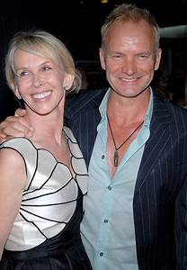 Sting And Wife Trudie39s Love Nest Reveals Some Eyebrow
