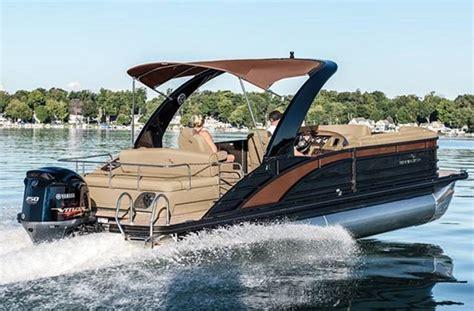 Bennington Qx Pontoon Boats For Sale by Bennington Pontoon Boats Tritoon Pontoon Boats S