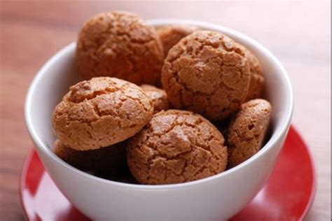 recette de amaretti les macarons italiens facile et rapide