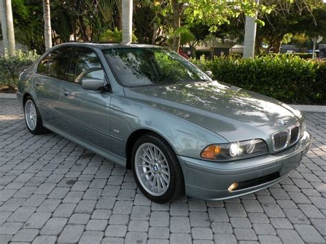 2001 Bmw 540i Fort Myers Florida For Sale In Fort Myers