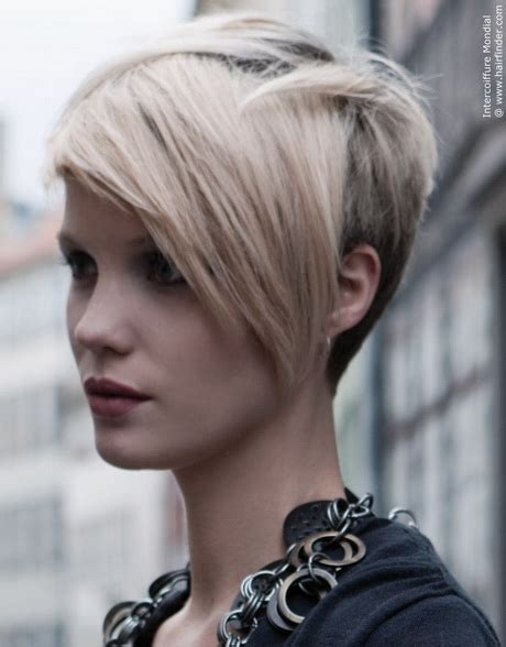 hairstyles short   long  front