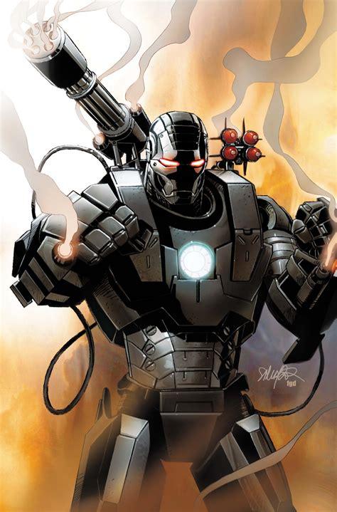 James Rhodes (Earth-616) - Marvel Comics Database