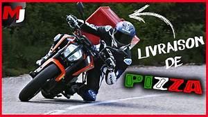Moto Journal Youtube : ktm 790 duke la meilleure moto pour livrer des pizzas moto journal youtube ~ Medecine-chirurgie-esthetiques.com Avis de Voitures