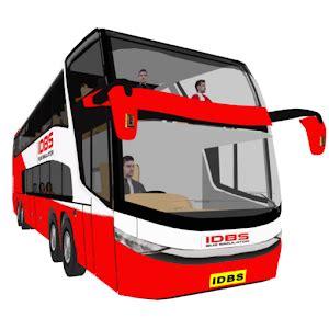 idbs bus simulator apk mod  unlimited android real apk mod
