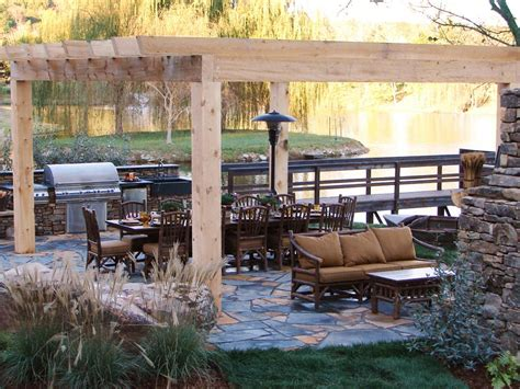 outdoor grilling outdoor kitchens and grilling spaces diy