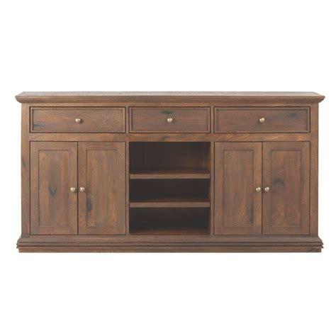 Home Decorators Collection Aldridge Antique Walnut Buffet