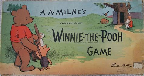 winnie  pooh  evolved  lot   years