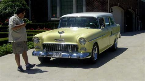 chevy bel air wagon classic muscle car  sale  mi