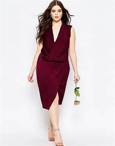 664 best images about plus size fashion on pinterest With plus size midi dresses for weddings