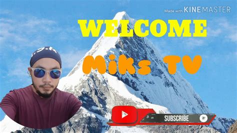 My intro Miks TV - YouTube