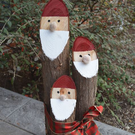 fun ideas  decorate  front yard  christmas