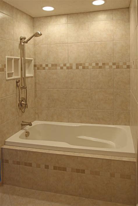 Bathroom Remodeling Design Ideas Tile Shower Niches