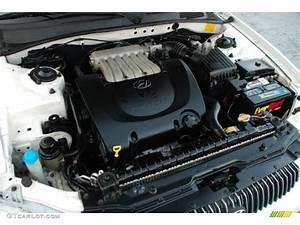 2001 Hyundai Sonata Gls V6 2 5 Liter Dohc 24