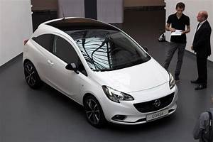 Opel Corsa Color Edition 2017 : opel corsa e premier contact ~ Gottalentnigeria.com Avis de Voitures