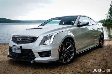 2017 cadillac ats v coupe review doubleclutch ca