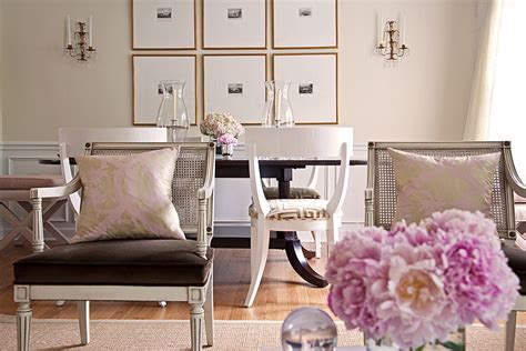 ikea collage photo frames dining room traditional