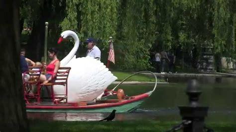 Swan Boats Closed by Boston Swan Boats Garden