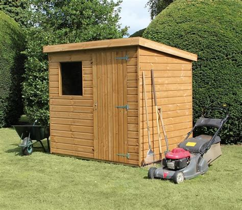 10ft X 6ft Shed by 10ft X 6ft Traditional Pent Garden Shed Gardensite Co Uk