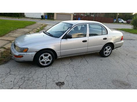 toyota camry classic car chicago il