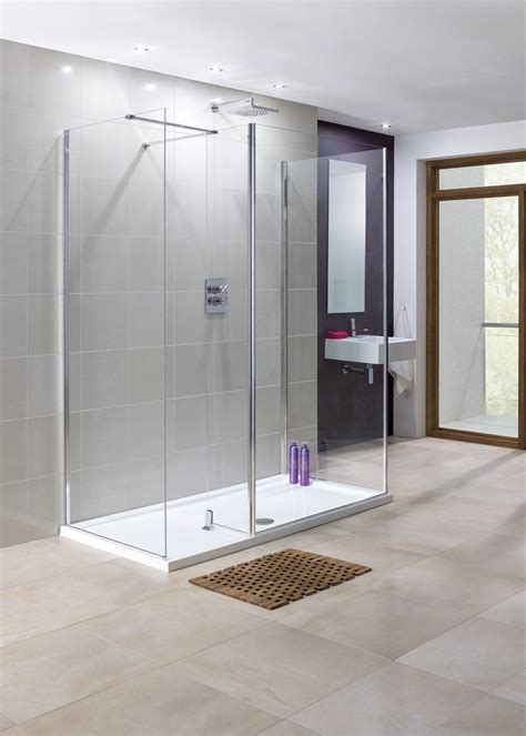 lakes coastline andora or walk in shower panel 700 - In Shower