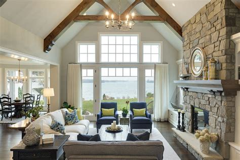 Inspiring Ideas For House Design Photo by Inspiring Lake House Interiors Home Bunch Interior