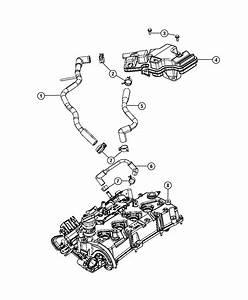Dodge Dart Separator  Engine Oil  Seal  Ring  Valve