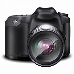 Photo cameras PNG image free download