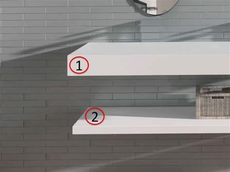 pose vasque sur plan vasques plan vasque plan de travail sur mesure en solid surface pour vasque de salle de bain 224