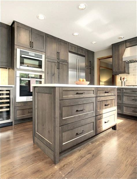 can you stain kitchen cabinets can you stain kitchen cabinets grey savae org