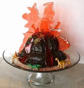 How to Make a Volcano Cake LoveToKnow