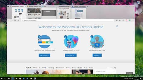microsoft s windows 10 browser gets fluent design treatment