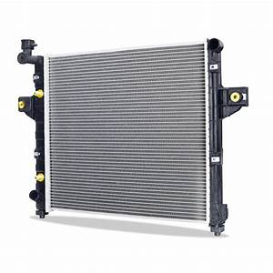 Jeep Grand Cherokee 4 0l Replacement Radiator  1999