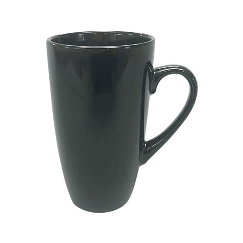 House & Home Tall Mug  Black  Big W