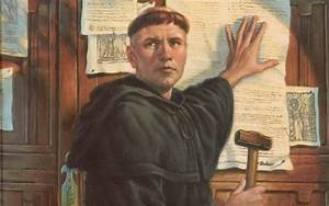 Philosophy of Martin Luther and the Reformation   Highbrow ...