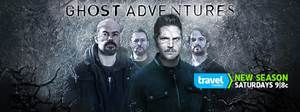 Ghost Adventures' Jay Wasley
