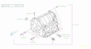2011 Subaru Impreza Case Complete Transmission  Automatic  Case Cp Transmission Auto