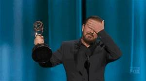Ricky Gervais Win GIF by Fox TV - Find & Share on GIPHY
